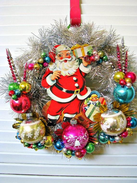 Mercury Glass Christmas Ornaments