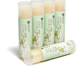 Double Mint- Luscious Organic Lip Balm