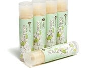 Double Mint- Luscious Organic Lip Balm