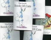 The Fourth Book Of Cats - mini book of my latest favourite cat pictures