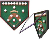 My Field of Dreams Homeplate Shaped Display Case - Dream Team Version