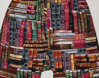 BOOKS cotton boxers (SMARTYPANTS)