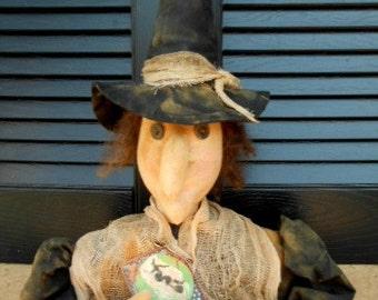 Witch Shelf Sitter