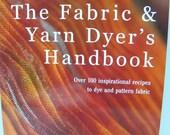 Book-Fabric and Yarn dyers Handbook