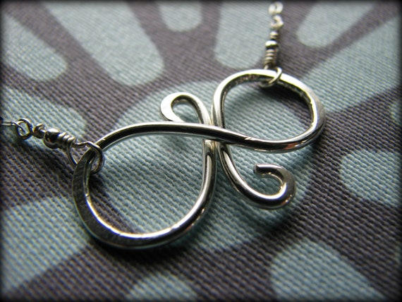 Items Similar To Eternal Friendship Necklace Symbol