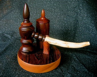 Rose wood Collectors pipe set, Free shipping