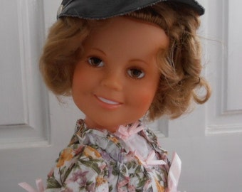 Shirley TempLe VinyL DoLL Marked Ideal