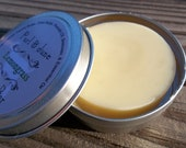 Lemongrass All Natural Solid Lotion Bar