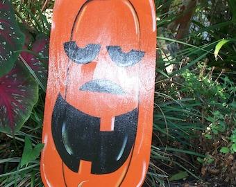 Halloween yard art, yard art, yard decoration, Jack o Lantern , Pumpkin Yard art,  Halloween yard decorations