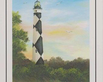 Cape Lookout Print