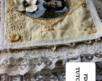 Parisian Dreams Fabric College Book PDF Tutorial