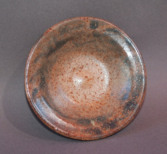 small brown dish for prep or trinkets SB 12