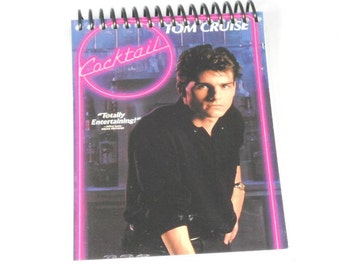 Cocktail Original VHS Cover Notepad
