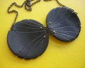 Art Deco Buckle Necklace