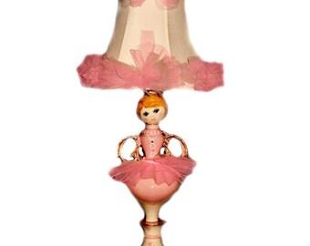 Ballerina Lamp
