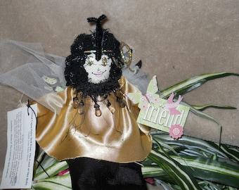 A Cajun Fairy Doll