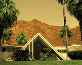 Summer Chalet Palm Springs Dreamscape