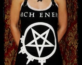 Arch Enemy Death Metal Shirt Mini Dress S M L XL
