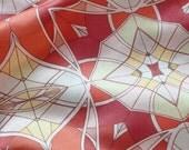 Silk/Cotton Scarf 24x24