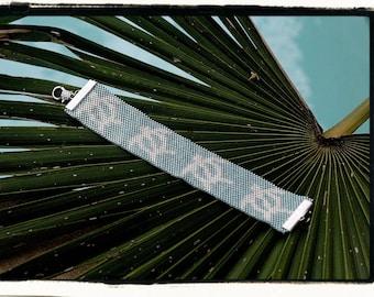 SEA TURTLES peyote bracelet cuff beading pattern PDF personal use download