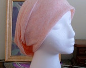 Light Peach Modest Snood