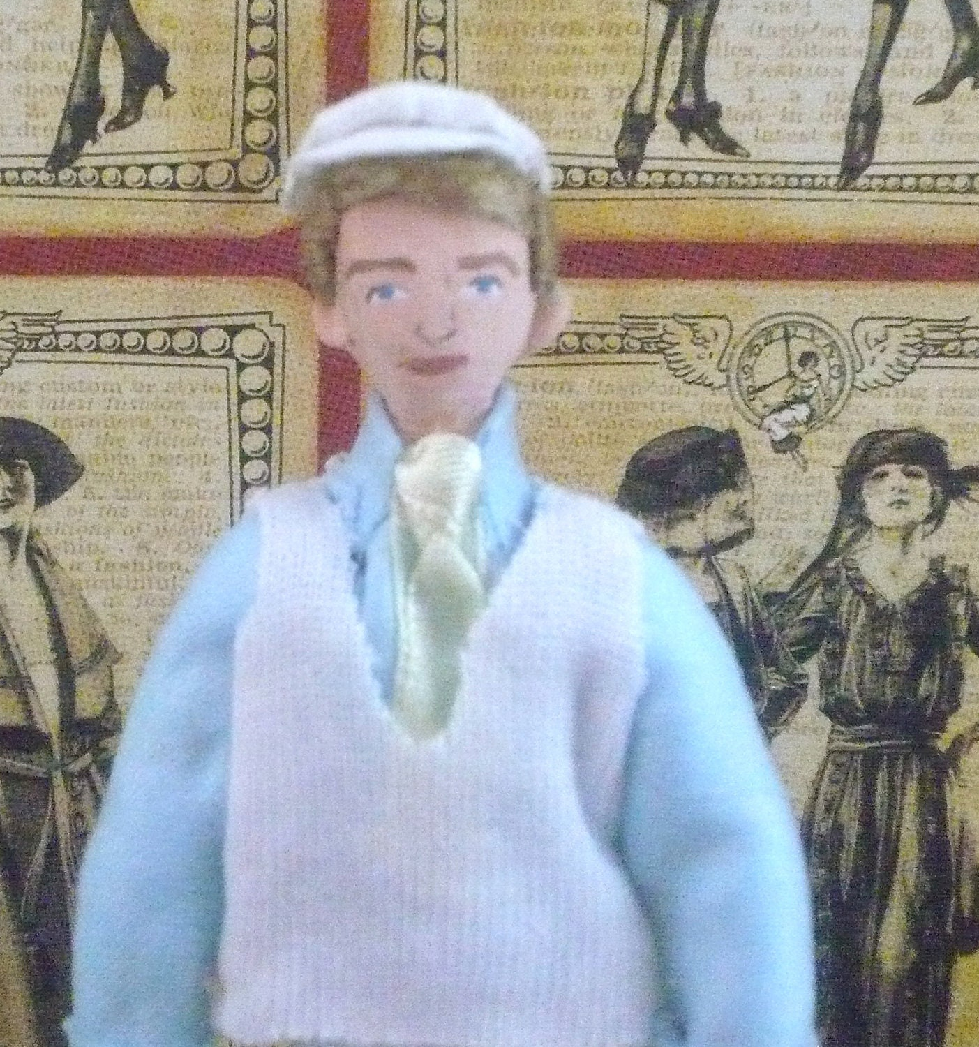 20 Best Images About The Great Gatsby Jay Gatsby On: The Great Gatsby Jay Gatsby Doll Miniature