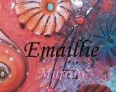 Emaillie und Silberglas Murrini - 2 in 1 Tutorial DEUTSCH
