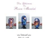 Das geheimnis der Rosen Murrini Tutorial - In Deutsch - by Astrid Riedel