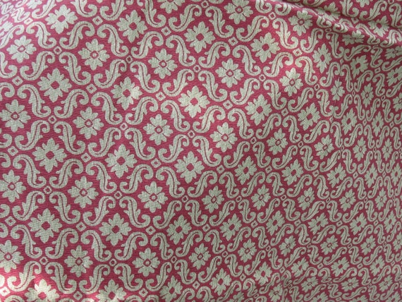 2 yds Laura Ashley FRENCH COUNTRY Fabric Decorator Sew