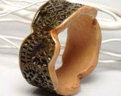 An Antique Textured Bangle from Anatolia...