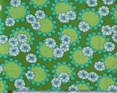 Seventies vintage fabric - 1/2 yard