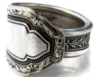 Spoon Ring (All Sizes) Chalfonte Art Deco From 1926