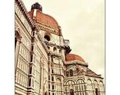 Florence Duomo - Fine Art Print (8x10)