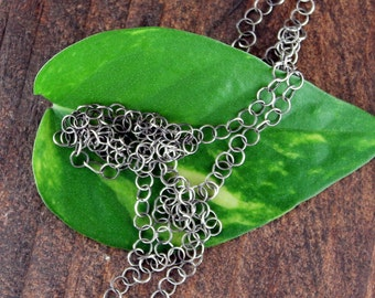 Cable Chain 3.5 mm Round Sterling