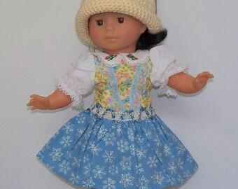 15 inch doll clothes 16 inch doll clothes Wonderful summer