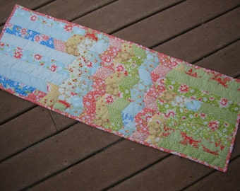 On a Roll table runner -CLEARANCE