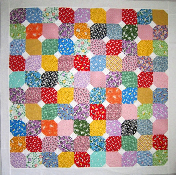 BABY CHARM Quilt Pattern from Quilts by Elena Indian Hatchet ... : charm squares quilt - Adamdwight.com
