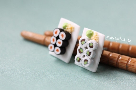 Sushi Earrings  - Sushi Collection