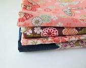 destash fabric sale - traditional stack (japanese fabrics)