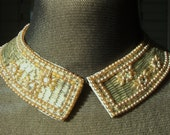 Beaded FiftiesVintage Collar