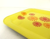 Vintage Mod Sunshine Tray