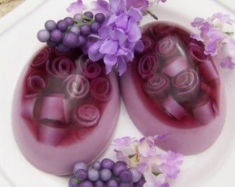 Fresh Picked Lilacs Handcrafted Soap