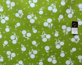 Jennifer Paganelli PWJP059 Girls World Vibe Anastasia Grass Cotton Fabric 1 Yard
