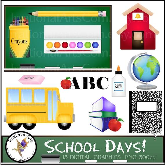 clipart school days - photo #35