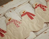 Snowman Table Runner Kit