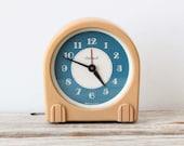 Ingersoll Art Deco Celluloid Table Clock
