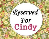 Reserved Listing for Cindy - Pinwheel Cupcake Flags - 30 Red - 30 Blue