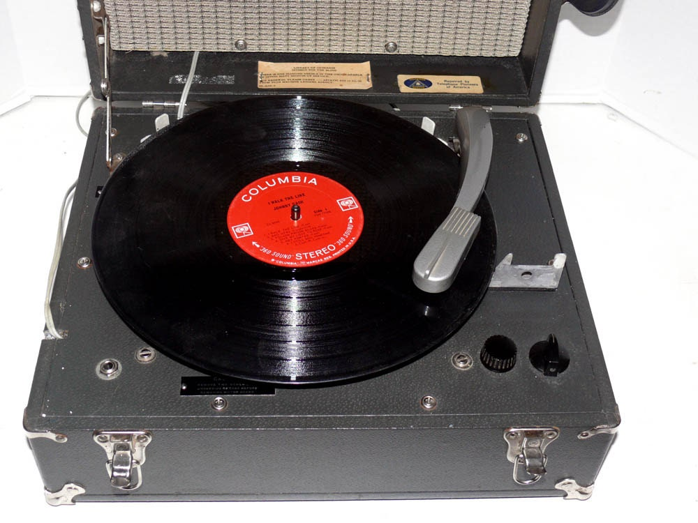 1940 S Museum Quality Talking Book Record Player By Allunique