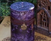 Witches Sight 2x3 Pillar Candle