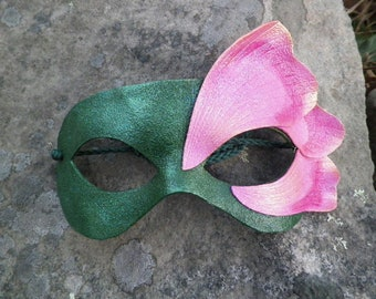 Peaseblossom Fairy Leather mask